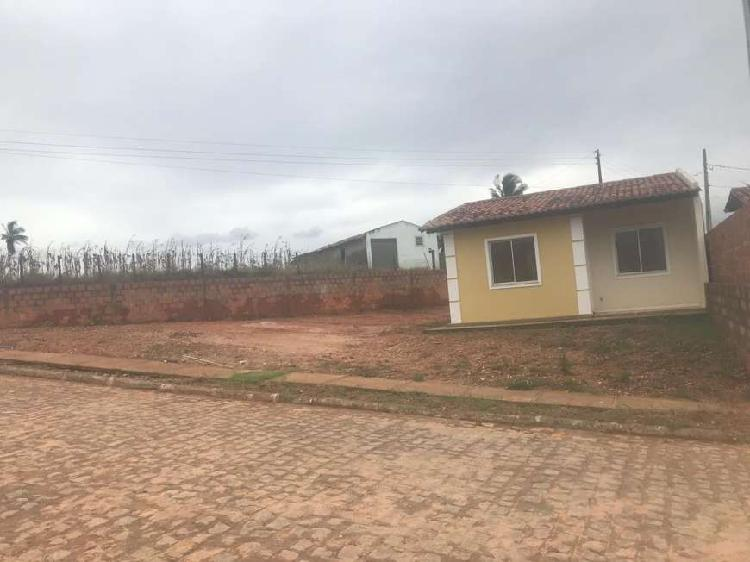 Casas prontas para morar no residencial kapitiva na cidade