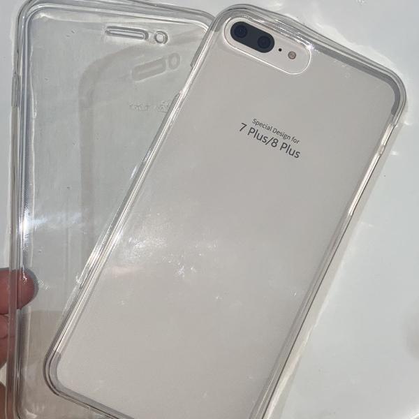 Case 360graus iphone 7/8 plus