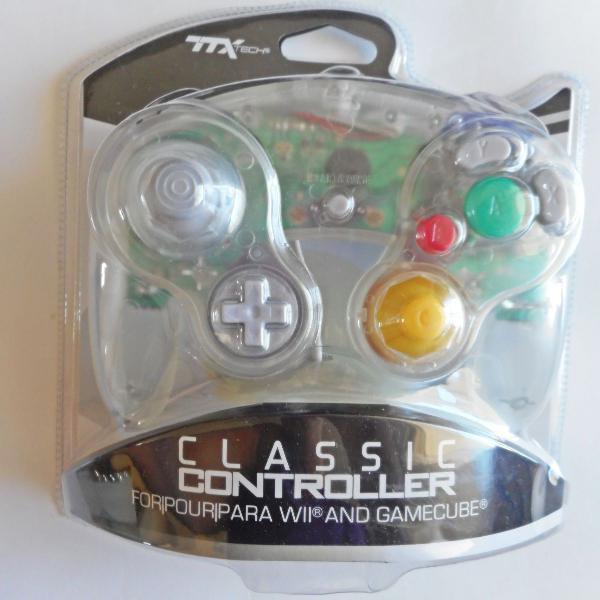 controle joystick manete game cube e wii classico