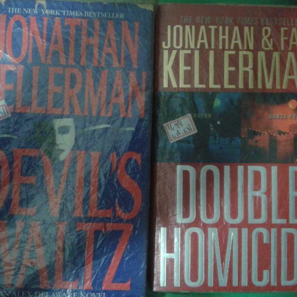 Double homicide / devil's waltz - jonathan kellerman - 2