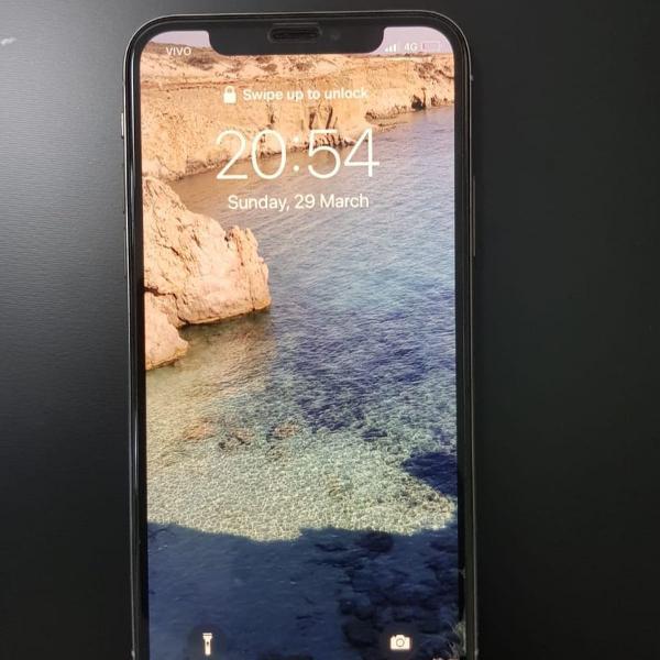 Iphone x apple com 64gb