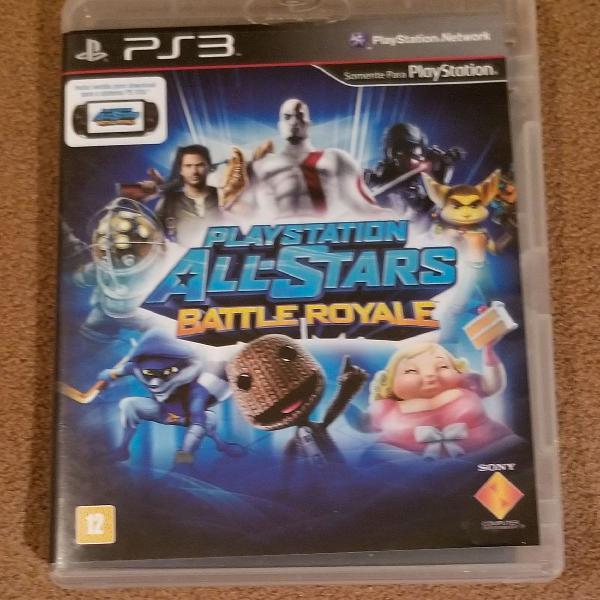 Jogo ps3 all stars battle royale