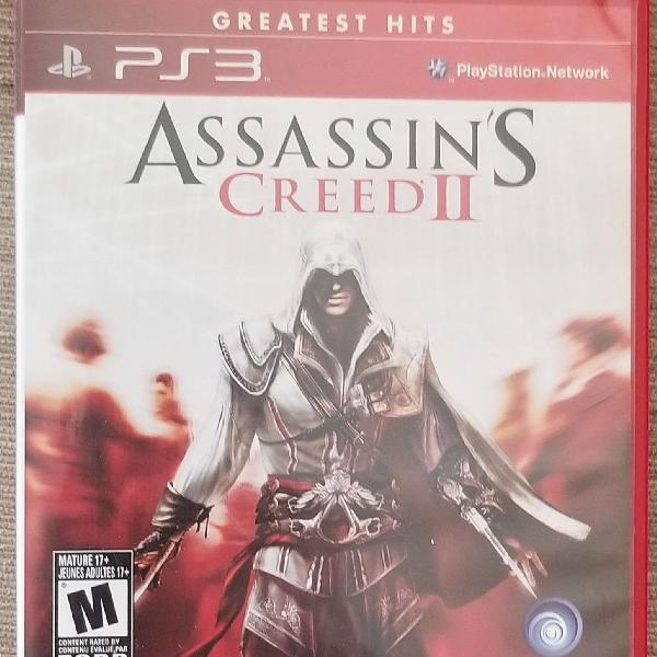 Jogo ps3 assassin's creed ii