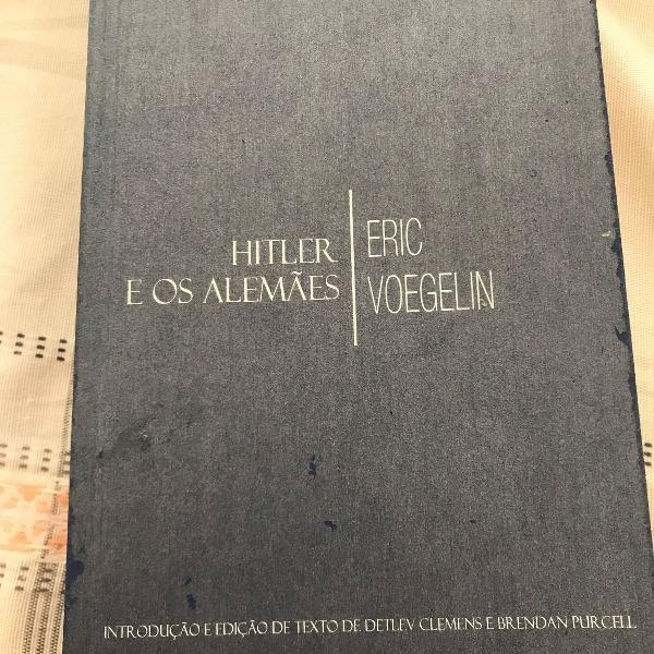 Livro hitler e os alemães