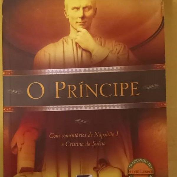 """Livro: """"o principe"""""""