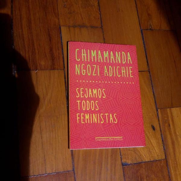 "Livro ""sejamos todos feministas"" chimamanda ngozi adichie"