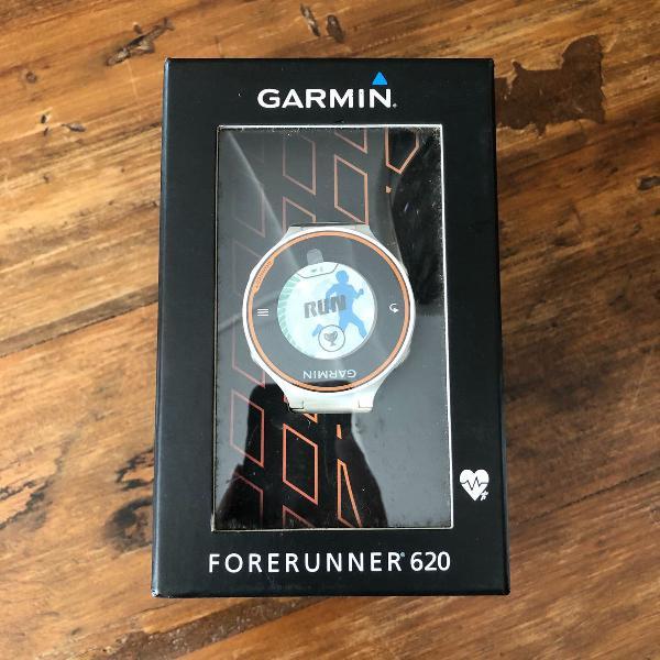 Relógio garmin forerunner 620