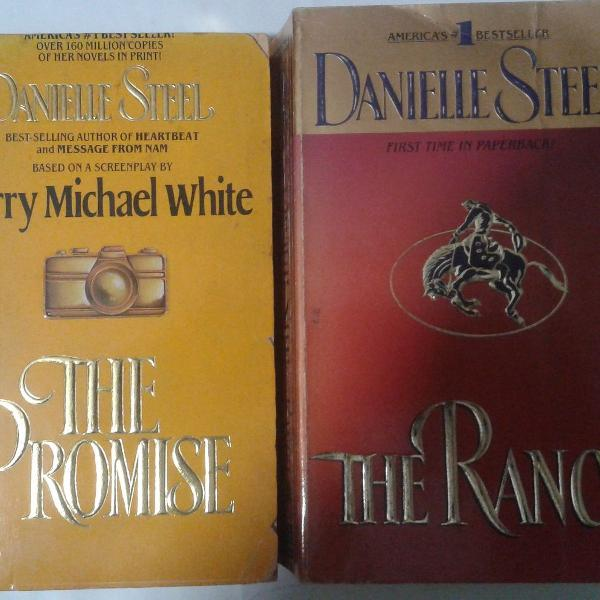 The promise / the ranch - danielle steel - 2 volumes