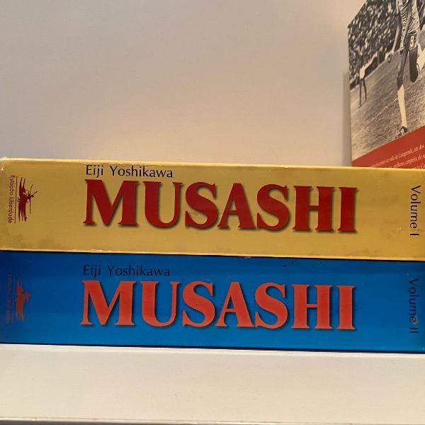 Volume da obra musashi