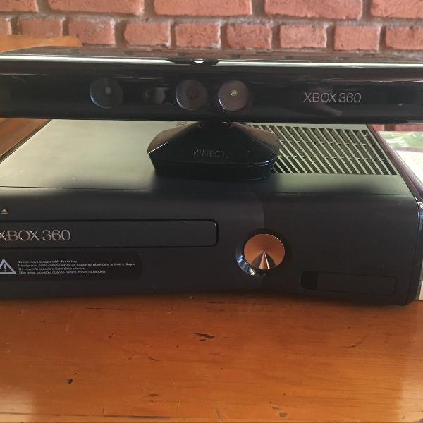 Xbox 360 + 6 jogos