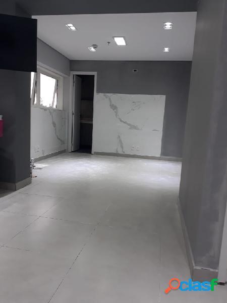 Sala comercial office grajaú para locação