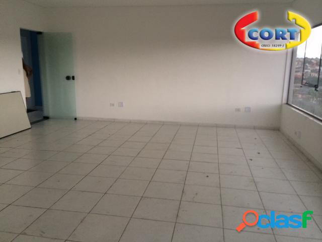 Sala comercial com ótima localização no centro de arujá - sp!!!