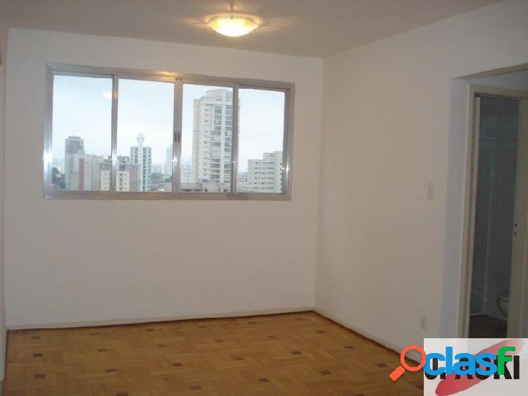Ótimo apartamento, reformado, sala 2 ambiente vila clementino