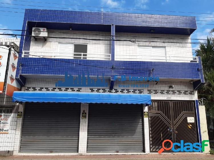 Locação definitiva casa 2 dormitórios 1 suíte 2 vagas vila caiçara