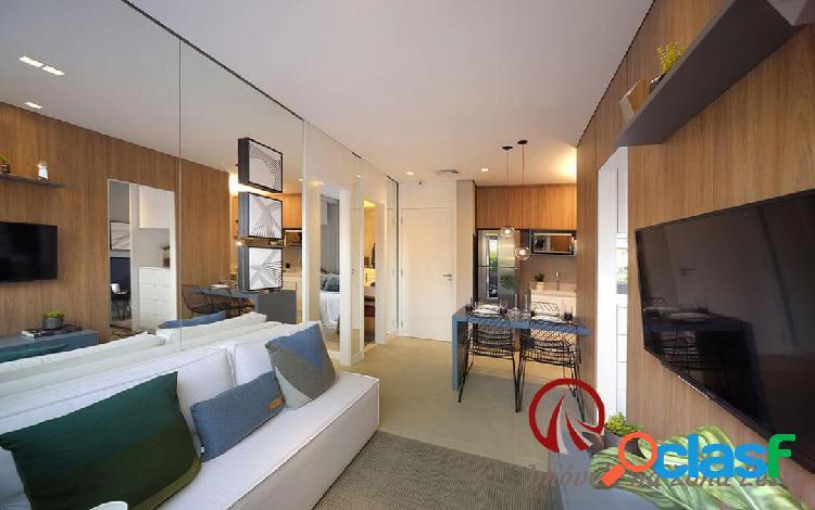 Apartamento 2 dorms, sem vaga, 33m² - vila pierina - penha