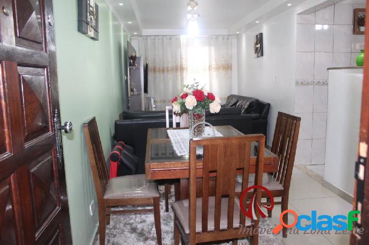 Apartamento 3 dorms, 57m², vaga, pronto - cohab i - artur alvim
