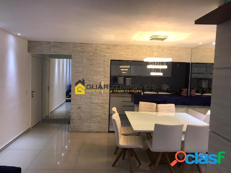 Apartamento á venda 3 quartos., lazer completo - b.santa paula - s.c.s