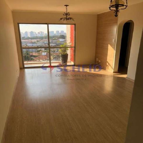 Apartamento para locação, próximo ao shopping interlagos!