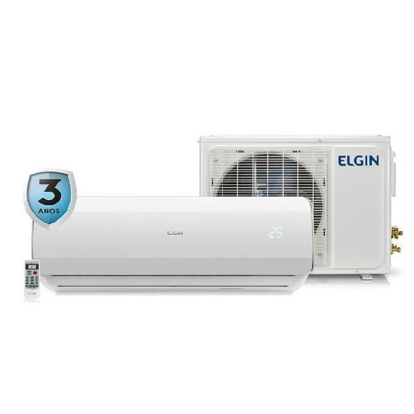 Ar condicionado split elgin eco power 9.000 btu/h frio c/nf