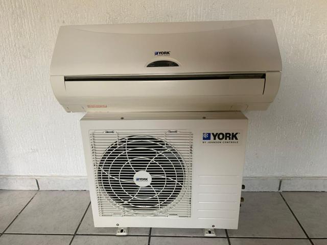 Ar condicionado split york 7500btu/h