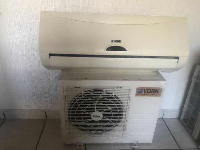 Ar condicionado split york q/f 7500btu/h