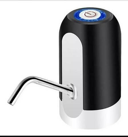 Bomba galão água mineral elétrica recarregável usb
