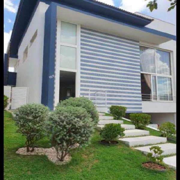Casa de condomínio para venda com 402 metros quadrados com