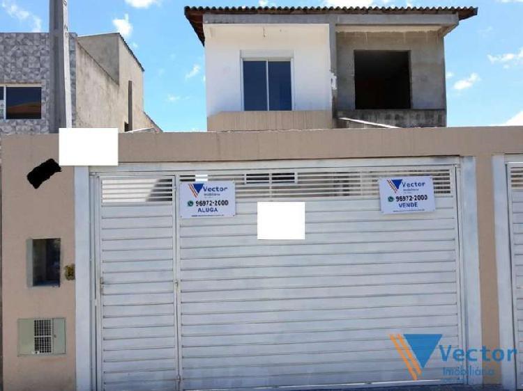 Casa para venda e locação fins residencial e comercial no