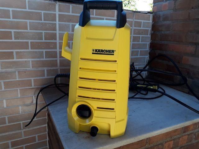 Lavadora de alta pressão kärcher k1100
