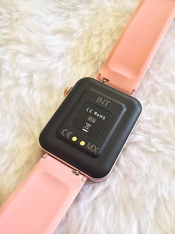 Relógio smartwatch mi 5 watch (android e ios) à prova