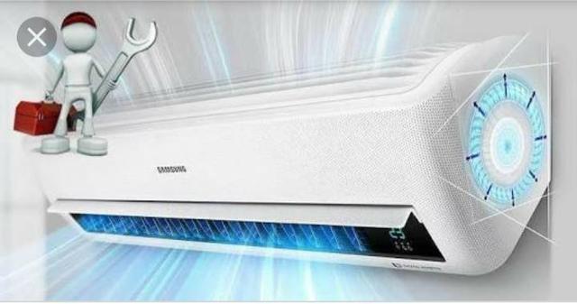 Serviços e vendas de ar condicionado!!