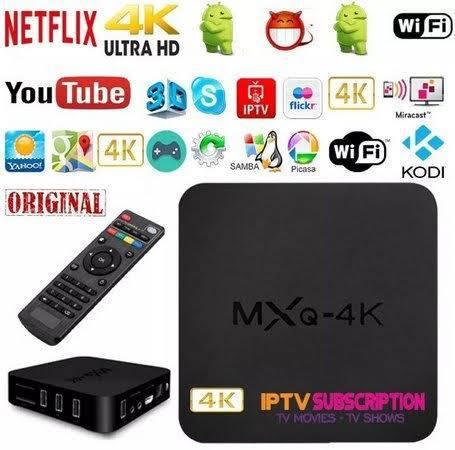 Transforme sua tv em smart completa aceito cartão