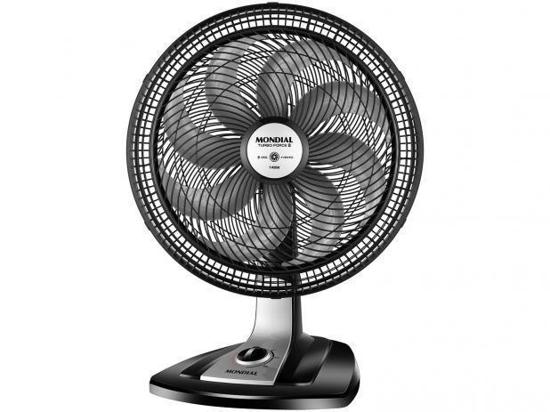 Ventilador mondial turbo * novo *