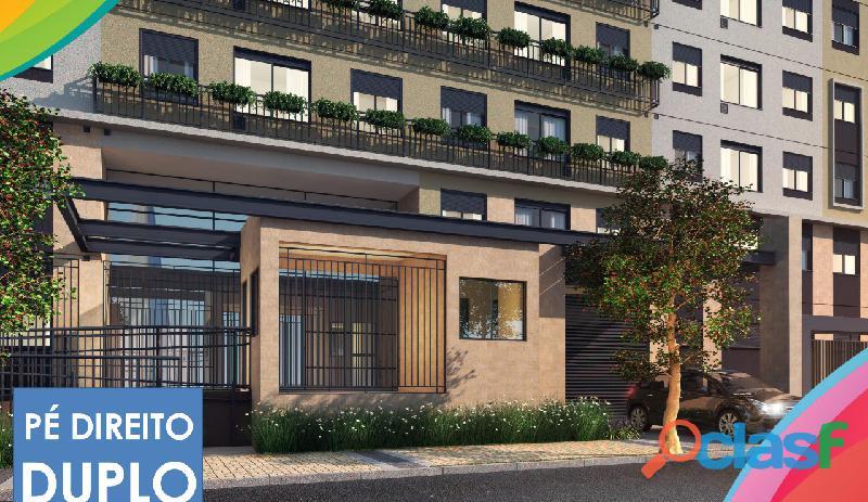 Apartamento 2 dormitórios lazer completo