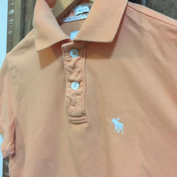 Camisa polo abercrombie & fitch masculina