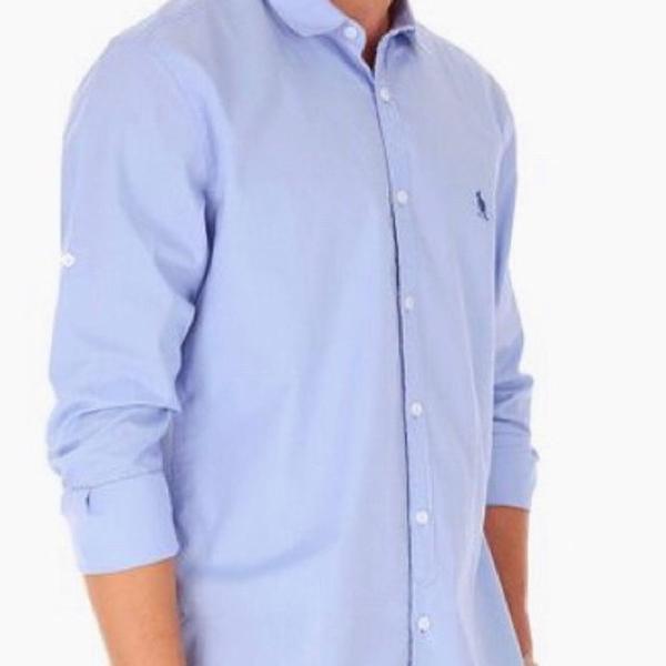 Camisa sidewalk - azul claro