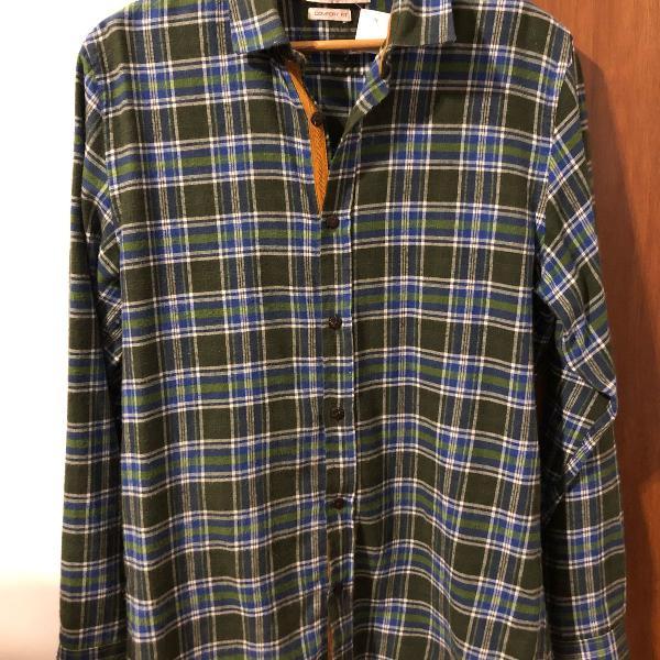 Camisa xadrez tng