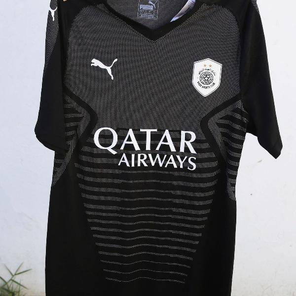 Camiseta al sadd (qatar) - puma - importada