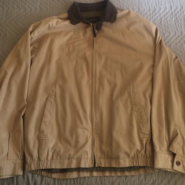 Casaco/jaqueta khaki richards