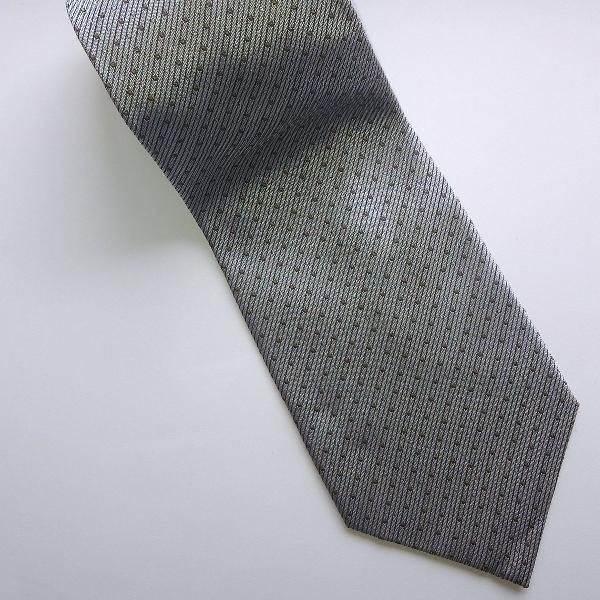 Gravata cinza/prata