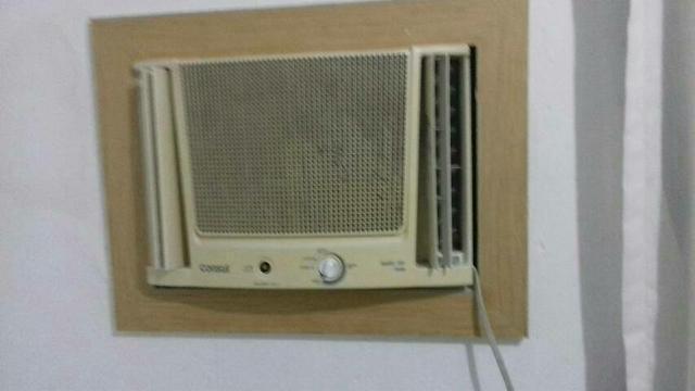 Ar condicionado consul 7500 btu funcionando leia a