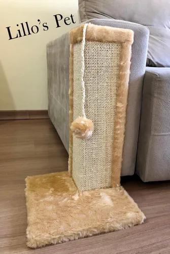 Arranhador gato canto sofá