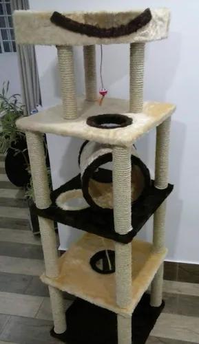 Arranhador gato gigante