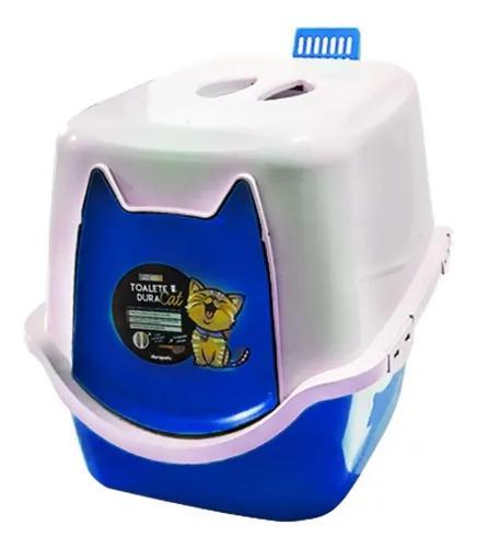 Caixa de areia fechada gatos sanitário+pá promoção