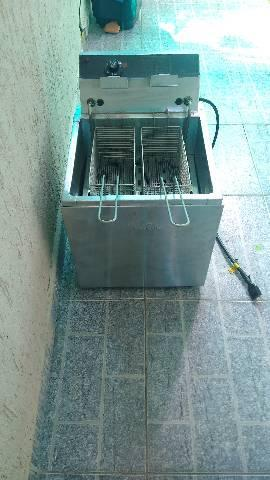 Fritadeira elétrica nova