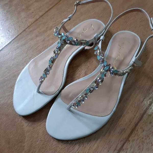 Luiza barcelos sandália