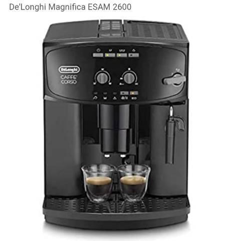 Máquina de café expresso delonghi esam 2600 110v