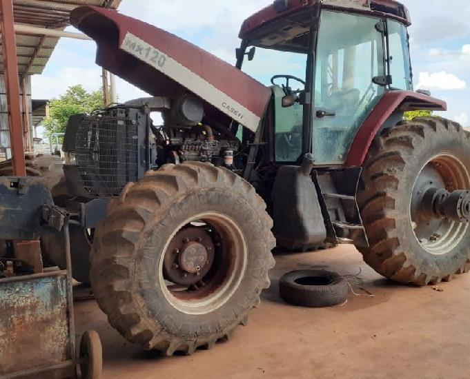 Peças usadas para tratores agricolas de todas as marcas