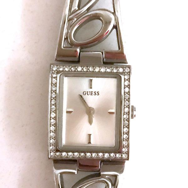 relógio feminino, marca guess
