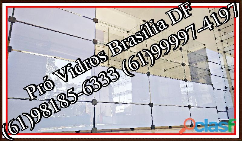 Vitrines em Vidro Temperado,(61)98185 6333,Brasília, DF, temos tudo a PRONTA ENTREGA, frete grátis 4